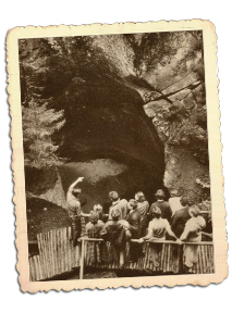 Lost River Gorge History
